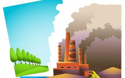La contaminación ambiental perjudica la salud respiratoria infantil